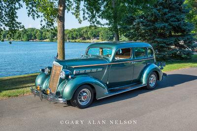 1936 Packard Model 120 Sedan