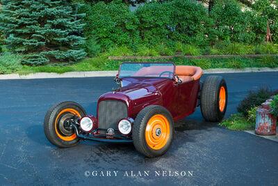 1914-1915 Parton Palmer Model 20