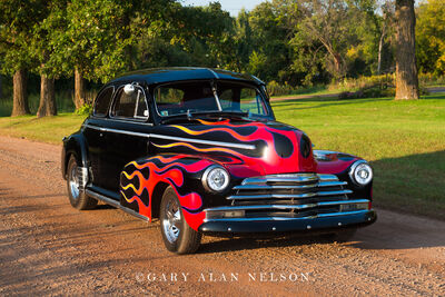1947 Chevrolet Fleetline 2-Door Coupe
