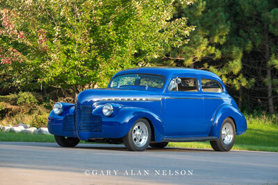 1940 Chevrolet Super Deluxe 2-Door Sedan