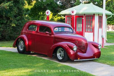 1938 Willys 2-Door Sedan
