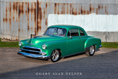 1951 Chevrolet Styleline Sport Coupe