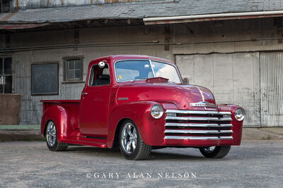 1949 Chevrolet 3100 5-Window Pickup