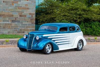1937 Chevrolet Master Deluxe 4-door Sedan