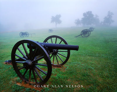 Manassas National Battlefield Park, Virginia