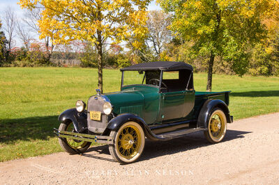 1929 Ford Model A Pick Up
