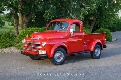 1949 Dodge B1B Pickup