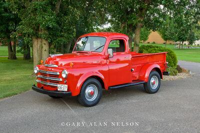 1949 Dodge B1B 1/2 ton pickup