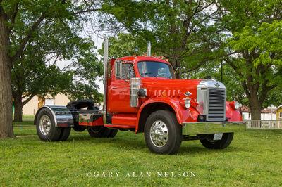 1957 Diamond T 921 FR