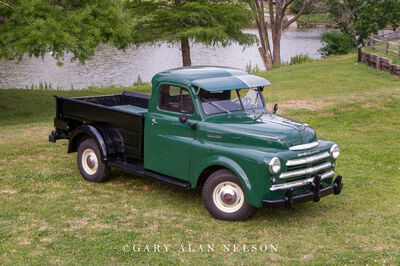 1950 Dodge three-quarter ton Model B pic