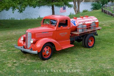 1938 Dodge RE 30 1.5 ton four-compartmen