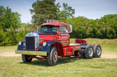 1957 Diamond T 723