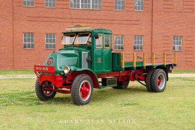 1923 Mack AC