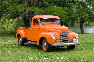 1948 International KB 2 Pickup