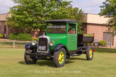 1929 GMC T-19 Dump Truck