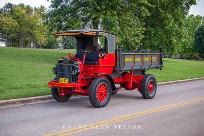 1926 Autocar Model 27HPDS Five-Ton