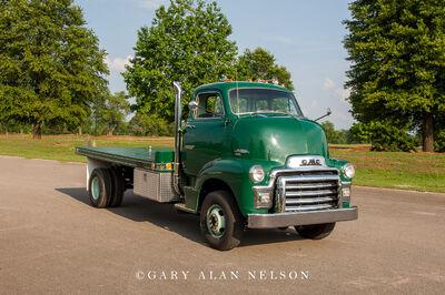 1954 GMC 350 COE