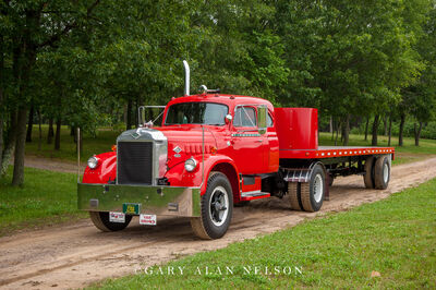 1954 Diamond T Model 921 FR