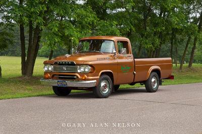 1960 Dodge D-100 Pickup