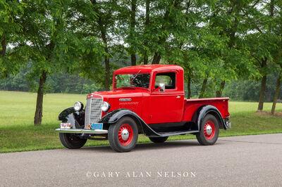 1936 International C-1 Pickup