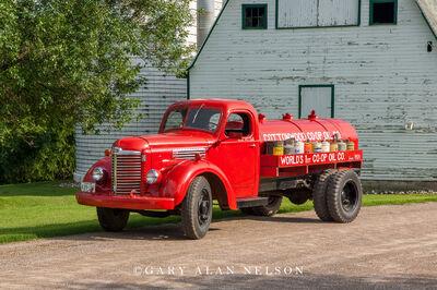 1946 International KB-6