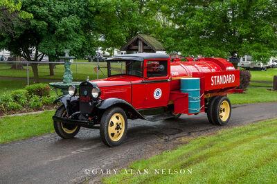 1931 Ford AA Petroleum Tank Truck