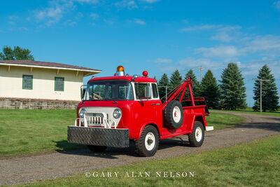 1963 Jeep FC 170 Wrecker