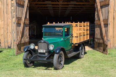 1928 Chevrolet Capitol one-ton