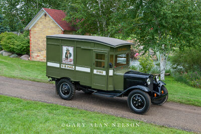 1931 Ford AA Mail Truck