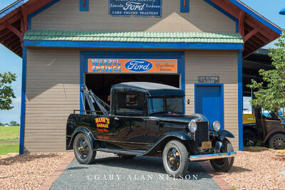 1931 Ford AA Tow Truck/Service Car