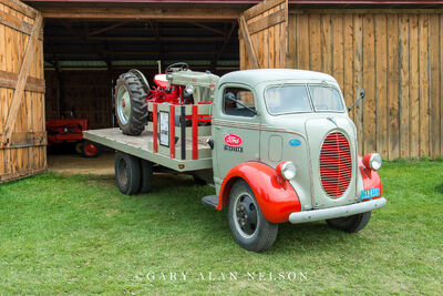 1939 Ford 1.5 ton COE Flatbed
