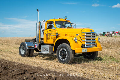 1958 Diamond T 923