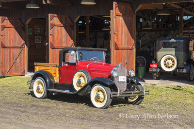 1930 Ford Model A Roadster Pick-Up