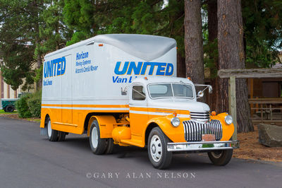 1945 Chevrolet Master with 1941 Herman Trailer