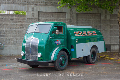 1940 Kenworth 537 COE Oil Truck