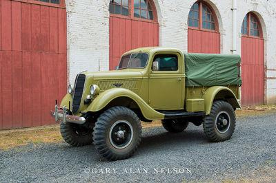 1937 Marmon-Herrington Ford C5A