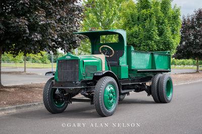 1925 White Model 45 Dump Truck