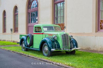 1936 Diamond T 80 Deluxe