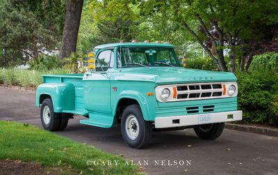 1969 Dodge D-300 One-ton Pickup