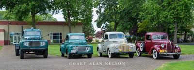 1949 Ford F-8, 1949 Ford Pickup, 1947 Ford Pickup, 1939 Ford Pickup