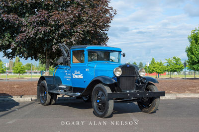1930 Ford Model AA Tow Truck