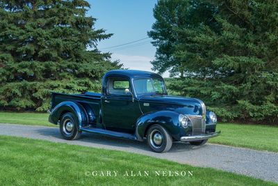 1941 Ford Pickup 1/2 ton commercial