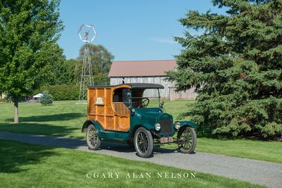 1923 Ford Model T Ice Truck