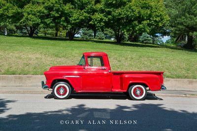 1955 Chevrolet 3100 1/2 ton 2nd Series
