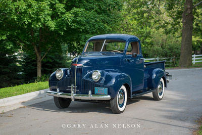 1947 Studebaker M-5 Coupe Express