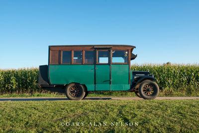 1925 Federal Knight House-Car