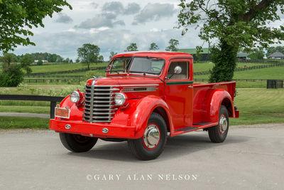 1949 Diamond T 201 Pickup