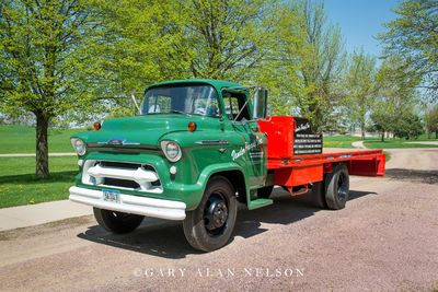 1956 Chevrolet 5700 LCF Flatbed