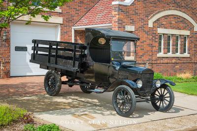 1926 Ford Model T Steel C Cab