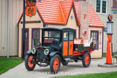 1919 GMC Model 16 Gas Truck